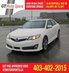 Used 2013 Toyota Camry SE for sale in Calgary, AB
