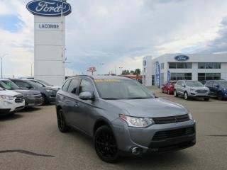 Used 2015 Mitsubishi Outlander SE for sale in Drayton Valley, AB