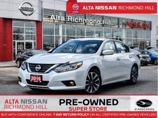 Used 2016 Nissan Altima 2.5 SV   Tech PKG   Moonroof   Navi   Blind Spot for sale in Richmond Hill, ON