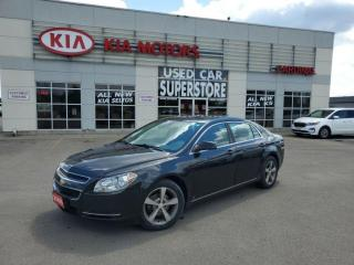Used 2009 Chevrolet Malibu 2LT, Sunroof, Bluetooth, Remote Starter. for sale in Niagara Falls, ON