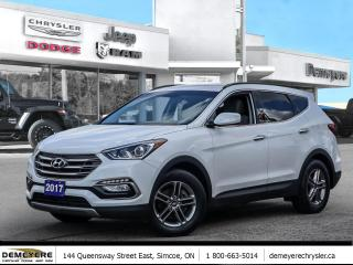 Used 2017 Hyundai Santa Fe Sport 2.4 SPORT MODEL | BLUETOOTH | HEATED SEATS for sale in Simcoe, ON