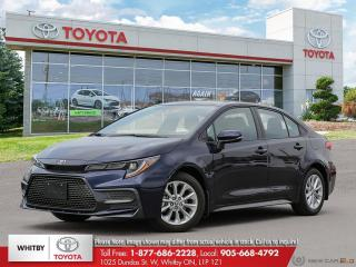 New 2020 Toyota Corolla SE for sale in Whitby, ON