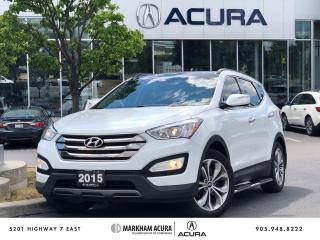 Used 2015 Hyundai Santa Fe Sport 2.0T AWD SE for sale in Markham, ON