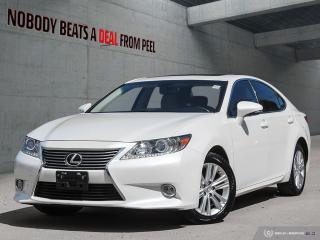 Used 2014 Lexus ES 350 4dr Sdn for sale in Mississauga, ON