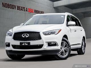 Used 2017 Infiniti QX60 AWD 4dr for sale in Mississauga, ON