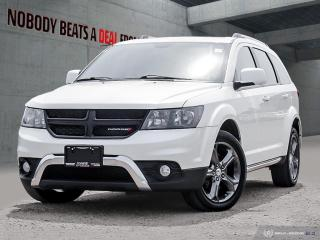 Used 2015 Dodge Journey AWD 4DR CROSSROAD for sale in Mississauga, ON