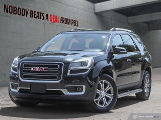 Used 2015 GMC Acadia AWD 4DR SLT2 for sale in Mississauga, ON