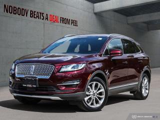 Used 2019 Lincoln MKC AWD SELECT for sale in Mississauga, ON