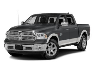 Used 2017 RAM 1500 4WD Crew Cab 149  Laramie for sale in Mississauga, ON
