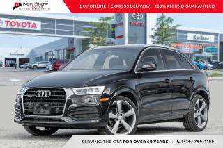 Used 2016 Audi Q3 Quattro for sale in Toronto, ON