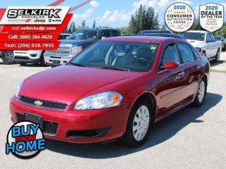 Used 2013 Chevrolet Impala LTZ - Leather Seats -  Bluetooth - $119 B/W for sale in Selkirk, MB