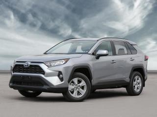 New 2020 Toyota RAV4 HYBRID XLE AWD for sale in North Bay, ON