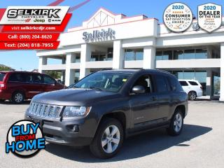 Used 2015 Jeep Compass NORTH for sale in Selkirk, MB