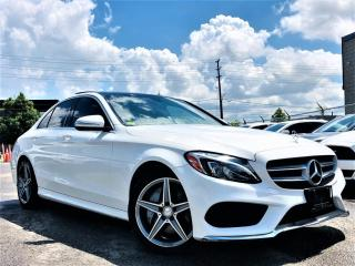 Used 2015 Mercedes-Benz C-Class |4MATIC|PANORAMIC|HEATED MEMORY SEATS|NAVI|REAR VIEW CAM| for sale in Brampton, ON