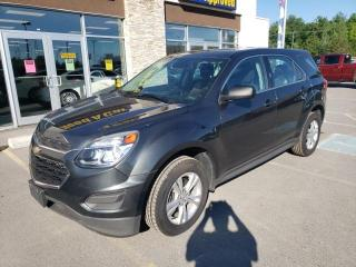 Used 2017 Chevrolet Equinox LS Power seat Bluetooth Cruise Alloys for sale in Trenton, ON