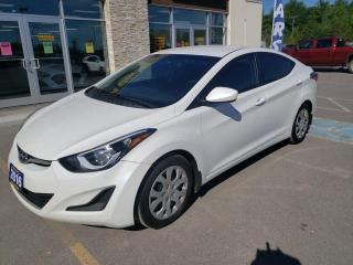 Used 2016 Hyundai Elantra GL HEATED SEATS CRUISE for sale in Trenton, ON