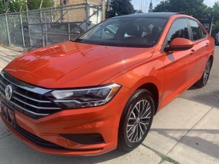 Used 2019 Volkswagen Jetta Highline auto for sale in Hamilton, ON