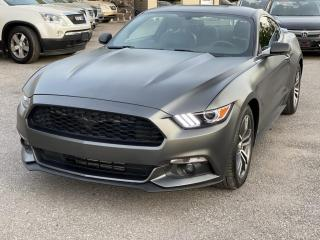 Used 2016 Ford Mustang 2dr Fastback EcoBoost for sale in Scarborough, ON