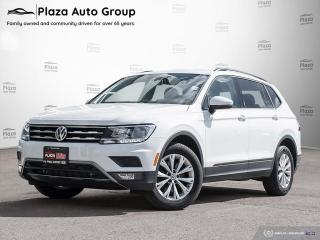 Used 2018 Volkswagen Tiguan Trendline 4Motion for sale in Bolton, ON