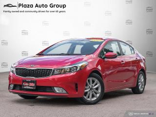 Used 2017 Kia Forte EX |  OFF LEASE | CLEAN | 7 DAY EXCHANGE for sale in Richmond Hill, ON