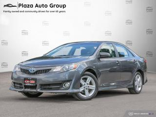 Used 2014 Toyota Camry HYBRID SE | HYBRID | LOW MILEAGE | 7 DAY EXCHANGE for sale in Richmond Hill, ON