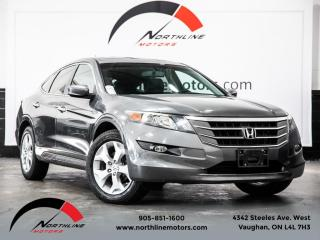 Used 2012 Honda Accord Crosstour EX-L 4WD|Navigation|Backup Camera|Heated Leather for sale in Vaughan, ON