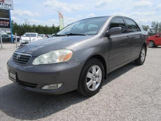 Used 2006 Toyota Corolla LE/ ONE OWNER for sale in Newmarket, ON