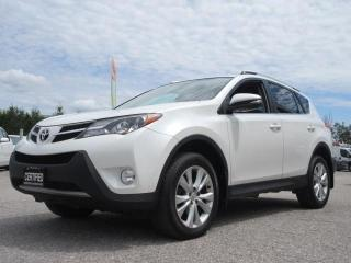 Used 2015 Toyota RAV4 AWD /Limited for sale in Newmarket, ON