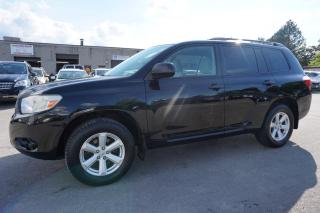 Used 2008 Toyota Highlander Sport 4WD 7 Passenger Certified 2 YR Warranty for sale in Milton, ON