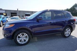 Used 2010 Hyundai Santa Fe GLS V6 4WD CERTIFIED 2YR WARRANTY *1 OWNER* SUNROOF BLUETOOTH HEATED ALLOYS for sale in Milton, ON
