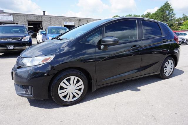 2015 Honda Fit LX 6SPD CAMERA CERTIFIED 2 YR WARRANTY *1 OWNER*FREE ACCIDENT* BLUETOOTH HEATED SEATS