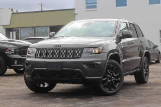 New 2020 Jeep Grand Cherokee ALTITUDE | NAV | POWER SUNROOF for sale in Waterloo, ON