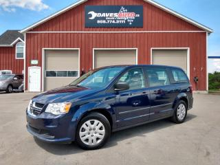 Used 2015 Dodge Grand Caravan CVP for sale in Dunnville, ON
