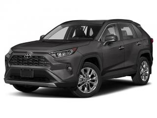 New 2020 Toyota RAV4 LIMITED  for sale in Grand Falls-Windsor, NL