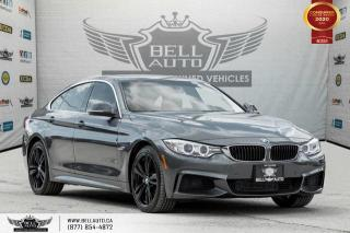 Used 2015 BMW 4 Series 435i xDrive, AWD, GRAN COUPE, M SPORT, NAVI, REAR CAM, SUNROOF for sale in Toronto, ON