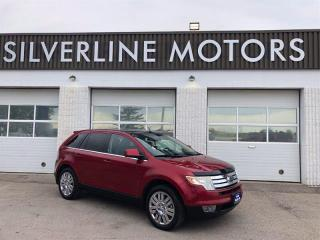 Used 2008 Ford Edge Limited for sale in Winnipeg, MB