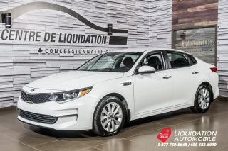 Used 2016 Kia Optima LX++MAGS+GR ELECTRIQUE+AIR CLIM for sale in Laval, QC