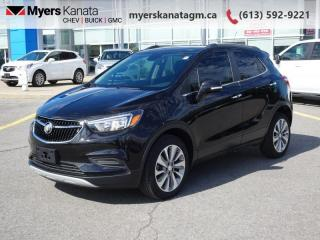 Used 2019 Buick Encore Preferred  - Apple Carplay -  Android Auto for sale in Kanata, ON