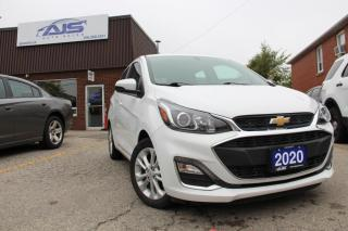 Used 2020 Chevrolet Spark 1LT for sale in Scarborough, ON