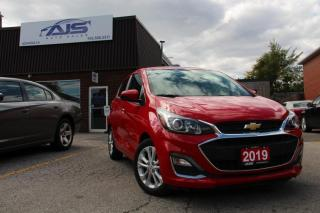 Used 2019 Chevrolet Spark 1LT for sale in Scarborough, ON