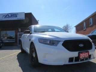 Used 2013 Ford Taurus AWD POLICE INTERCEPTOR for sale in Scarborough, ON
