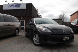 Used 2013 Mazda MAZDA3 GS SKYACTIV TOURING for sale in Scarborough, ON
