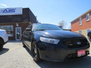 Used 2015 Ford Taurus AWD POLICE INTERCEPTOR for sale in Scarborough, ON