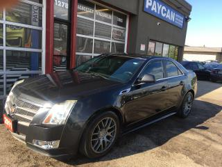 Used 2011 Cadillac CTS Sedan Performance for sale in Kitchener, ON