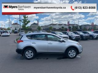Used 2014 Toyota RAV4 LE  -  Power Windows - $119 B/W for sale in Ottawa, ON