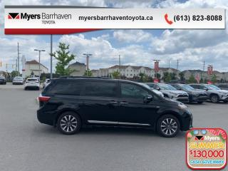 Used 2018 Toyota Sienna XLE AWD 7-Passenger  -  Cross Bars - $317 B/W for sale in Ottawa, ON