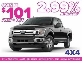 New 2020 Ford F-150 XLT for sale in Mississauga, ON