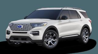 New 2020 Ford Explorer Platinum for sale in Mississauga, ON