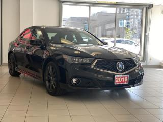 Used 2018 Acura TLX 3.5L SH-AWD w/Tech Pkg A-Spec for sale in Burnaby, BC