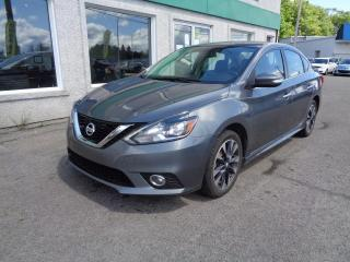 Used 2016 Nissan Sentra Berline 4 portes CVT SR for sale in St-Jérôme, QC